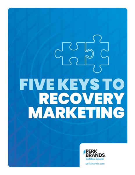 Cover FiveKeysToRecoveryMarketing